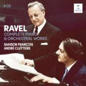 Album artwork for Ravel: Complete Piano & Orchestral Works