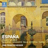 Album artwork for Jean-Francoise Heisser - Espana