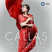 Album artwork for Callas in Concert - The Hologram Tour