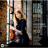 Album artwork for Bartok & Enescu (with Vilde Frang - Violin)