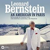 Album artwork for Leonard Besnstein - An American In Paris