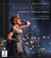 Album artwork for In War & Peace / Joyce DiDonato    Bluray