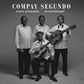 Album artwork for Compay Segundo - Nueva Antologia / 20 Aniversario