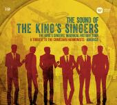 Album artwork for The Sound of the Kings Singers: Madrigal History T