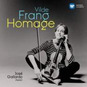 Album artwork for Homage / Vilde Frang, Jose Gallardo