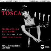 Album artwork for Puccini: Tosca / Callas, Gobbi, Cillario