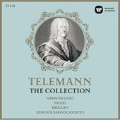 Album artwork for Telemann - The Collection