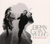 Album artwork for Birkin Gainsbourg - Le Symphonique