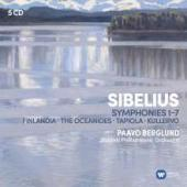 Album artwork for Sibelius: Symphonies 1-7, Finlandia, etc / Berglun
