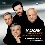 Album artwork for Mozart: Chamber Music, Last String Quartets