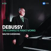 Album artwork for Debussy: Piano Works / Gieseking