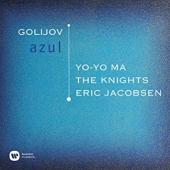 Album artwork for Golijov: Azul (Yo Yo Ma)