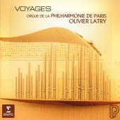 Album artwork for Voyages - Organ of the Philharmonie Paris / Latry