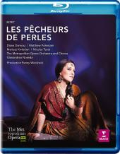 Album artwork for Bizet: Les Pecheurs de Perles / Met HD, Damrau