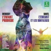 Album artwork for Ravel: L'Enfant et les Sortileges / Debussy: L'Enf