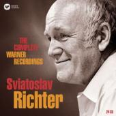 Album artwork for Sviatoslav Richter - The Complete Warner Recording