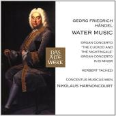 Album artwork for Handel: Water Music