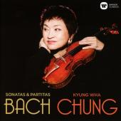 Album artwork for Bach: Sonatas & Partitas for Violin / Chung
