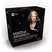 Album artwork for Martha Argerich - The Lugano Recordings