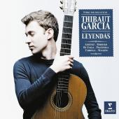 Album artwork for Leyendas / Thibault Garcia
