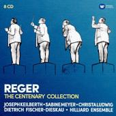 Album artwork for Reger: The Centenary Collection