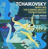 Album artwork for Tchaikovsky : 3 Ballets / Previn