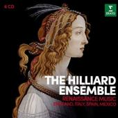 Album artwork for The Hilliard Ensemble - Renaissance Music