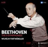 Album artwork for Beethoven: Symphonies (Furtwangler)