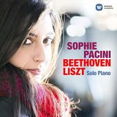 Album artwork for Liszt & Beethoven: Solo Piano / Pacini