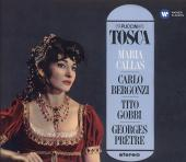 Album artwork for Puccini: Tosca / Callas, Bergonzi, Pretre