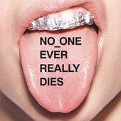 Album artwork for NO ONE EVER REALLY DIES