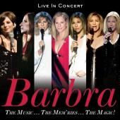 Album artwork for Barbara Streisand - The Music...The Mem'ries...The
