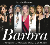 Album artwork for Barbara Streisand - The Music...The Mem'ries... Th