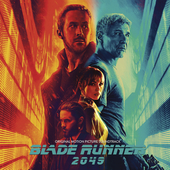 Album artwork for BLADE RUNNER 2049 (LP)