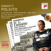 Album artwork for Donizetti: Poliuto