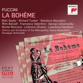 Album artwork for Puccini: La Boheme / Sayao, Tucker