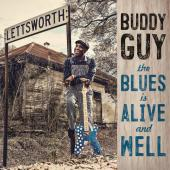 Album artwork for BUDDY GUY - THE BLUES IS ALIVE & WELL