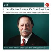 Album artwork for Pierre Monteux - The Complete RCA Stereo Recording