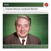 Album artwork for Charles Munch Conducts Berlioz 10-CD