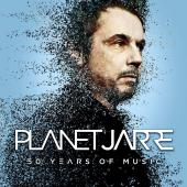 Album artwork for Planet Jarre - 50 years of Music