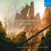 Album artwork for Zimmermann: Symphonies / Ehrhardt