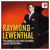 Album artwork for Raymond Lewenthal - The Complete RCA and Columbia