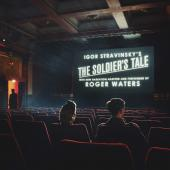 Album artwork for Stravinsky: The Soldier's Tale / Narrated: Waters