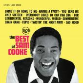 Album artwork for BEST OF SAM COOKE (LP)