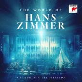 Album artwork for The World of Hans Zimmer – A Symphonic Celebrati