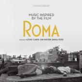 Album artwork for Music Inspired by the Film Roma