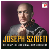 Album artwork for Joseph Szigeti - The Complete Columbia Album Colle