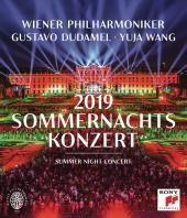 Album artwork for 2019 Sommernachts Konzert Concert Blu-ray