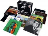 Album artwork for Bernstein conducts Beethoven Remastered 10-CD