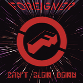 Album artwork for CAN'T SLOW DOWN